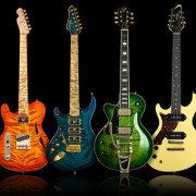 Ruokangas Lefty Guitars
