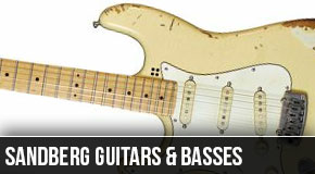 Sandberg : Left Handed Guitars and Basses