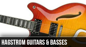 Hagstrom : Left Handed Guitars and Basses 2011