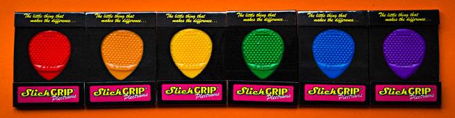 Slick Grip Guitar Picks Review Plectrum