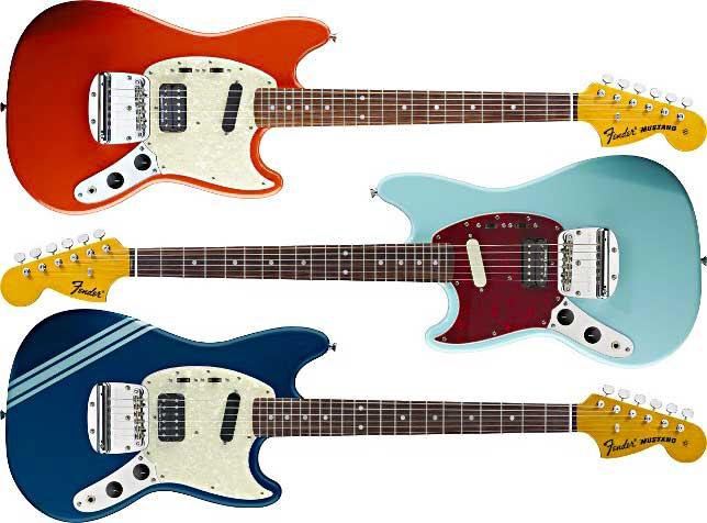 Fender Mustang Guitar Review : Musicians Buy Line
