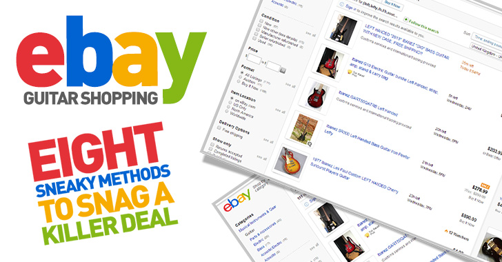 How to Get the Cheapest Deals on eBay