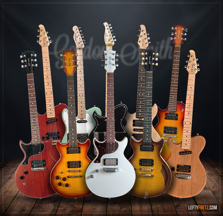 Gordon Smith Left Handed Guitars