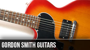 Gordon Smith : Left Handed Guitars