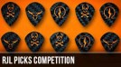 Competition CLOSED : Win a Year's Supply of Carbon Fiber Guitar Picks