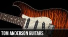 Tom Anderson : Left Handed Guitars