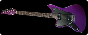 Tom Anderson Raven Left Handed Guitar Lefty