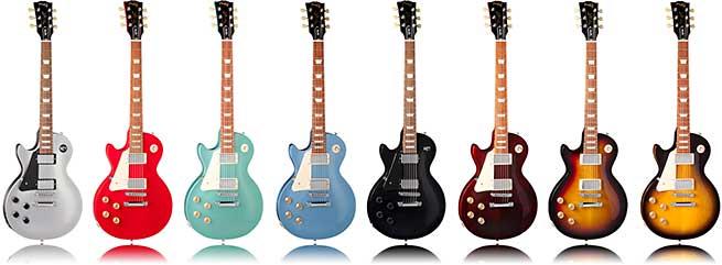 2012 Gibson Les Paul Studio Left-Handed Guitars Lefty
