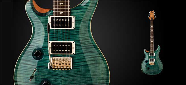 PRS Custom 24 2012 Left Handed Guitar Lefty