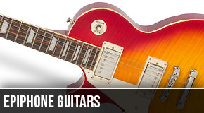 Epiphone : Left Handed Electric Guitars 2010