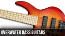New Lefty Exclusive Range of Overwater Bass Guitars