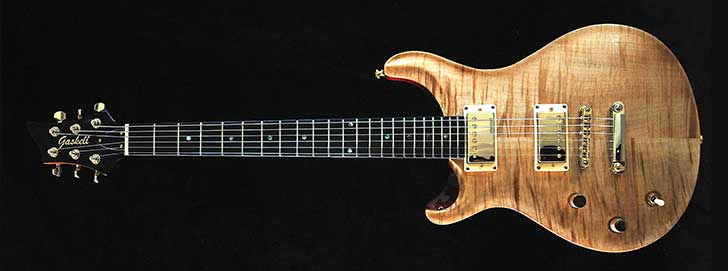 Gaskell Hybrid Deluxe Left Handed Guitar Review