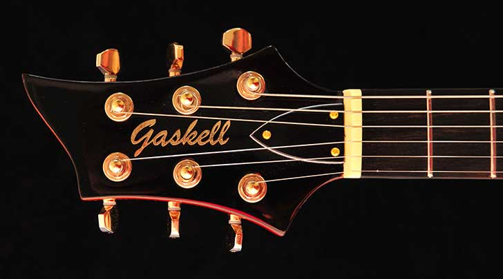 Gaskell Hybrid LEfty Guitar Review