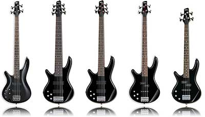Ibanez Left Handed Bass Guitars Lefty