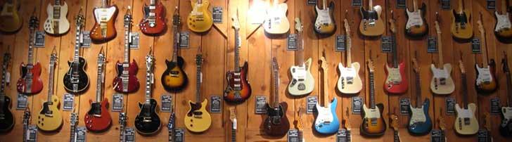 Left Handed Guitar Directory