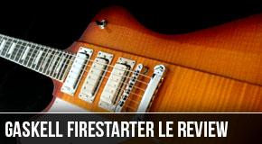 gaskell-firestarter-review