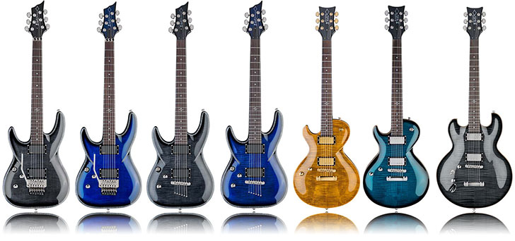 DBZ Left Handed Guitars 2013 Lefty
