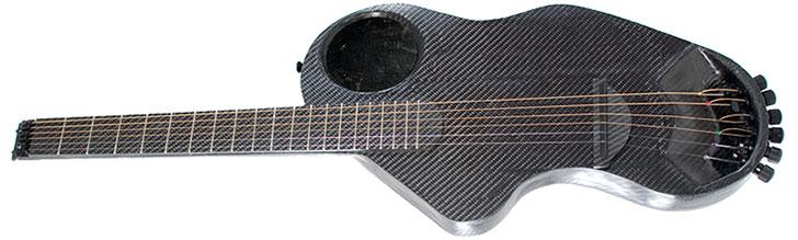 Alpaca Left Handed Guitar Lefty