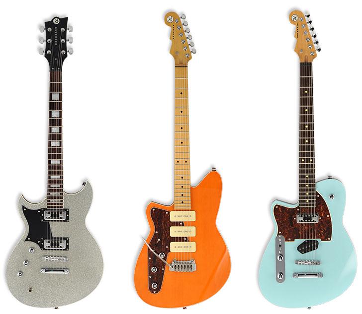 Reverend Left Handed Guitars
