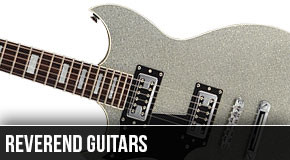 Reverend : Left Handed Guitars 2013