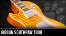 Gibson Southpaw Tour – GuitarGuitar Epsom – August 9th
