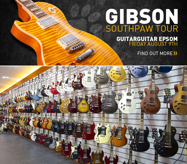 Gibson Southpaw Tour