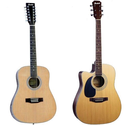 Gaskell Left Handed Acoustic Guitars