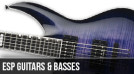 ESP : Left Handed Guitars and Basses 2014