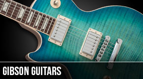Gibson : Left Handed Guitars and Basses 2014