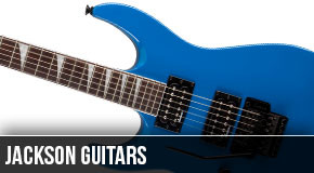 Jackson : Left Handed Guitars 2014