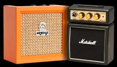 Fun miniature amps