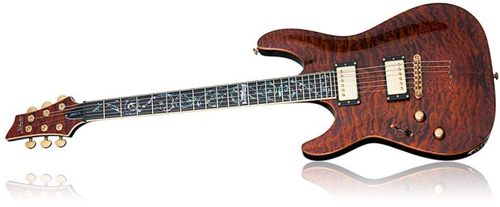 schecter-c1-classic-left-handed-guitar