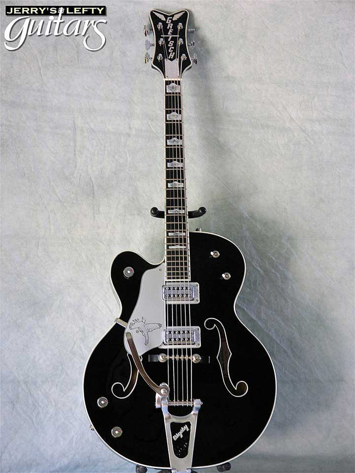Gretsch Left Handed Silver Falcon