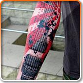 EMG Tattoo