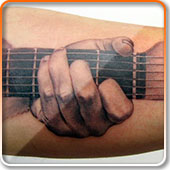 Fender Tattoo