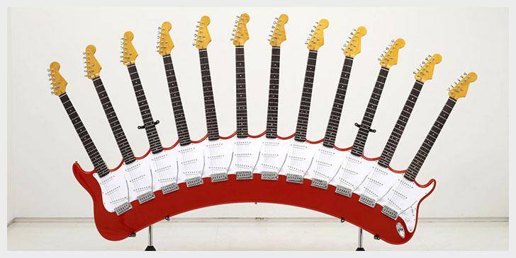 Yoshihiko Satoh Guitar