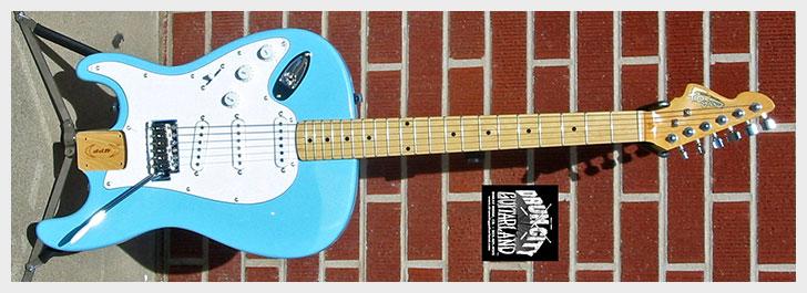Dewey Decibel Flipout Guitar