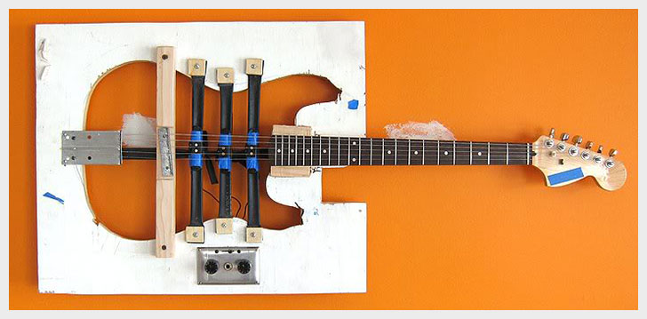 Eric Mecum Nocaster Guitar