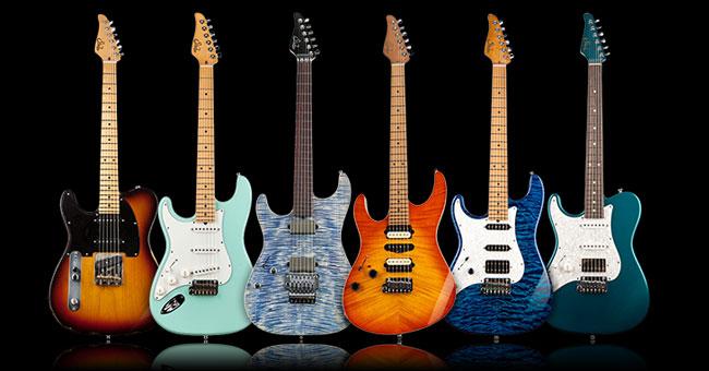 Lefty Suhr Guitars
