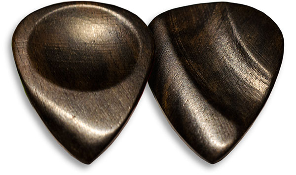 Left Handed Guitar Picks by TimberTones