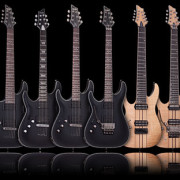 New From Schecter for 2015