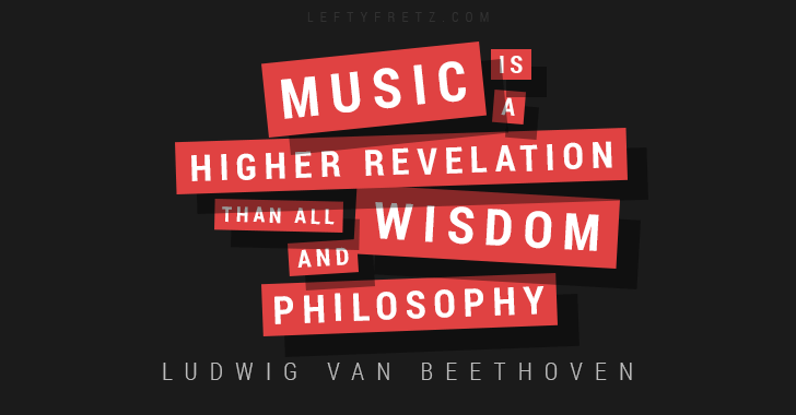 Beethoven Music Quote