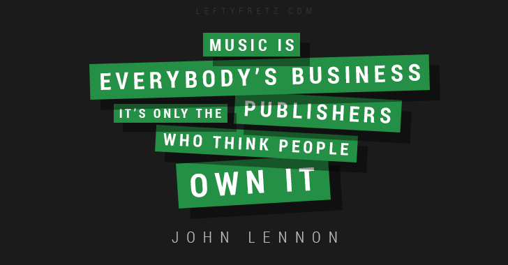 John Lennon Music Quote