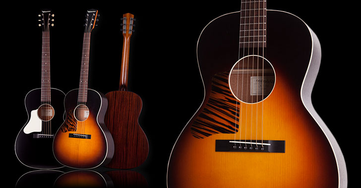 Collings Waterloo Left Handed Acoustic Guitars