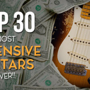 Most Valuable Guitars Ever Sold