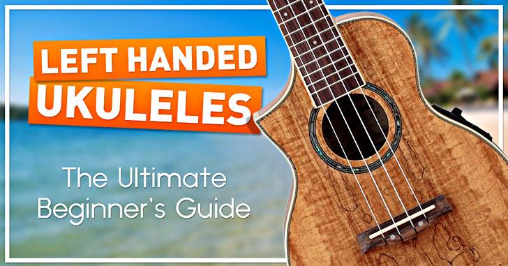 Beginner Left Handed Ukulele