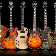 Left Handed Prestige Guitars