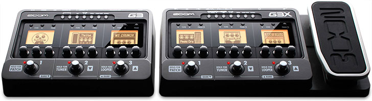 Zoom G3X Multi Effects Pedal Review