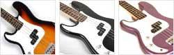 SX Ursa JR Left Handed Bass