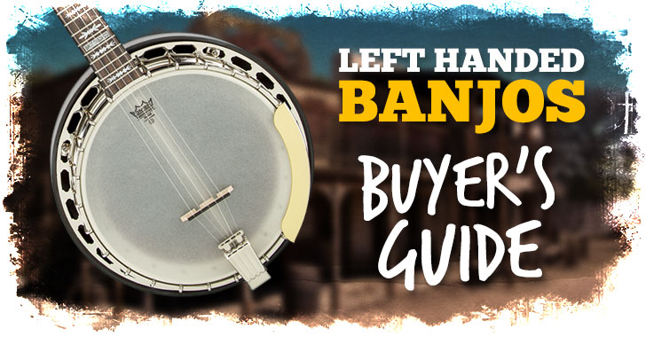Left Handed Banjo Guide
